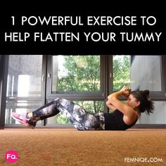 Add this no equipment 6 pack abs exercise to your workout plan for a flat stomach. 6 Pack Abs Workout, Abs Workout Routines, Workout Videos, Workout Plans, Exercise Plans, Workout Guide, Beginner Workout At Home, Workout Plan For Beginners, At Home Workouts