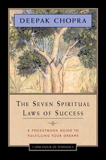 Deepak Chopra ' The Seven Spiritual Laws of Success ' ePub ebook PDF mobi download | e-Babylon Library