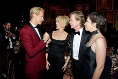 Felicity Huffman, William Macy and Vanessa Vadim at AFI Life Achievement Award Jane Fonda 2014