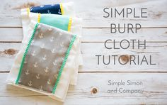 Tips for sewing with double gauze fabrics and ideas for double gauze fabric uses. How to sew double gauze. Cute fabric for baby blankets. Sewing Patterns For Kids, Sewing For Kids, Baby Sewing, Sewing Ideas, Baby Patterns, Baby Gifts To Make, Gifts For Kids, Diy Gifts, Handmade Gifts