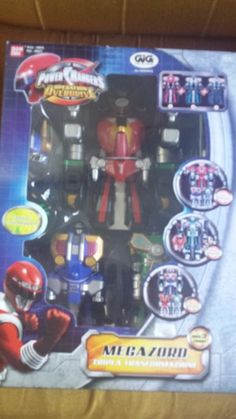 power rangers megazord Gig