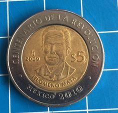 Filomeno Mata, Monedas conmemorativas México