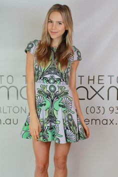 To The Max - Alice McCall - Azotic Topaz Dress, $329.95 (http://www.tothemax.com.au/alice-mccall-azotic-topaz-dress/)