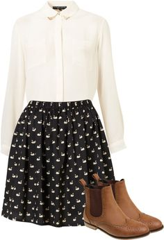 """""""British style"""" by g-uavacoves ❤ liked on Polyvore"""