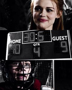 Proud of H I M. Stydia. Teen wolf