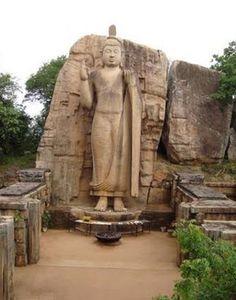 Anuradhapura Awukana Statue