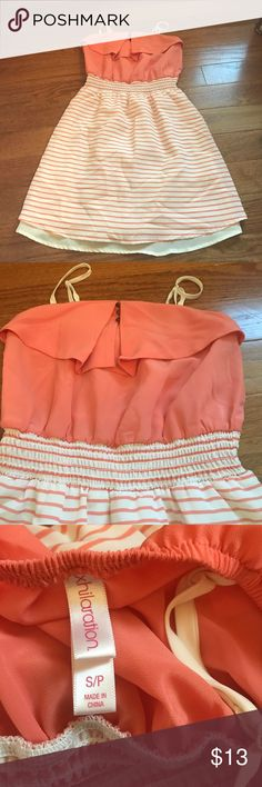 Adorable Xhilaration dress So unique.  So cute.  Don't miss out on this beauty Xhilaration Dresses Mini