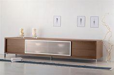 1100 94x20  MODLOFT Furniture LD03 Lexington Entertainment Unit - Home Furniture Showroom
