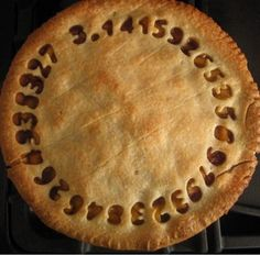Anyone want some pi?