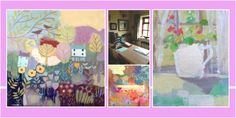 yay retro! talk Painting & Vintagewares with Annabel Burton - Retro, Vintage China, Glassware, Kitchenalia, fabrics and books - yay retro!