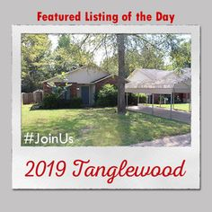 Featured Listing of the Day: 2019 Tanglewood  Contact the #1 real estate team in Jonesboro today and #JoinUs in the search for your dream home!   #burchandco #realestate #realtor #arkansas #jonesboro #jonesbororealestate #arkansasrealestate #property #forsale #houseforsale #listingoftheday #featured #home #buy #buyrealestate #newhome  #househunting