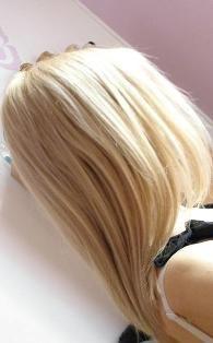 Blog blond bunny: L'Oreal Majirel 10.21 cz.2