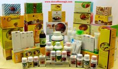 International Ganoderma Coffee business! Largest company, best quality products on the market! Outstanding marketing plan, no bonus nulling! Professional website and online marketing tools with your registration!  Join DXN now from all over the world! www.dxncoffeemagic.com