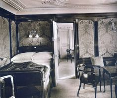 inside the titanic state rooms