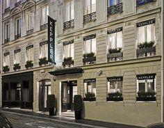 Exterior View - Hotel Keppler, Paris, France by Hotel Keppler in Paris, France
