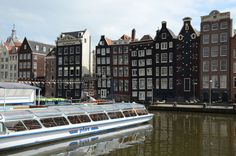 Amsterdam has many beautiful canals. You can explore them by taking a canal cruise, or by renting a boat. More information can be found at: https://www.meetthecities.com/guide/amsterdam/amsterdam-activities-canal/