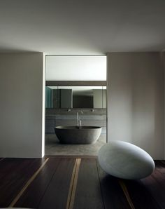 Bathroom Design By Axel Vervoordt