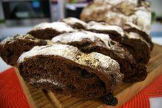 Pão Rústico de Chocolate | Receitas | Dia Dia