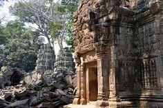 Cambodia,   Angkor, Banteay Srei