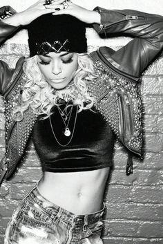 jacket, fashion, rita ora, swag, beauti peopl, style icon, paris party, ora style, ritaora