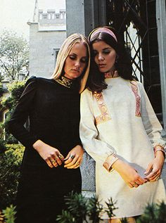 Seventeen Magazine, September, 1968.