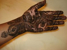 Latest Rajasthani Mehndi Designs 2015