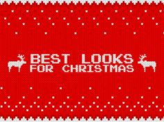 Best Looks For Christmas - bring out the cute miniskirts and party dresses!