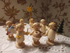 Wendt and Kuhn angels for me! by cheekycrows3, via Flickr