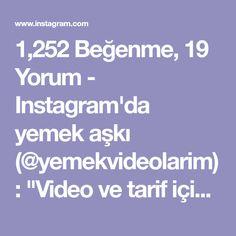 """1,252 Beğenme, 19 Yorum - Instagram'da yemek aşkı (@yemekvideolarim): """"Video ve tarif için @lezzeti_ask teşekkürler❤️ Peynirli, kıymalı,patatesli sizin tercihiz hangisi ☺…"""" Salsa, Tart, Cookies, Instagram, Cupcake, Pizza, Kitchen, Youtube, Bebe"""