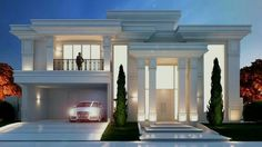Awesome Modern House Design for Your Dream House