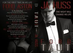 Heather's Book Chatter: Cover Reveal: Taut by J.A. Huss