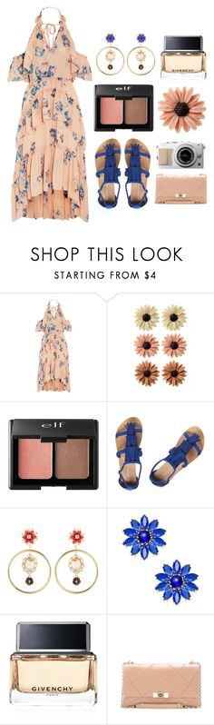 """""""Easy Breezy: Alfresco Dining"""" by julijana-k ❤ liked on Polyvore featuring Ulla Johnson, mae, Charlotte Russe, Dorothy Perkins, Dolce&Gabbana, Kate Spade, Givenchy and Roger Vivier"""