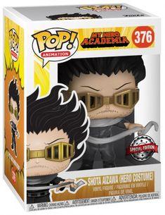 Anime Pop Figures, Pop Vinyl Figures, My Hero Academia Merchandise, Anime Merchandise, Funko Pop Anime, Anime Fnaf, Concept Art Books, Funko Pop Dolls, Pop Figurine