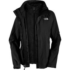 3-in-1 northface jacket can't wait to buy them so Stephen and I can match them next year :))