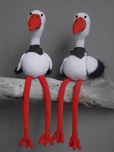 willewopsie: Jut y julio Crochet Birds, Form Crochet, Crochet Bear, Crochet Animals, Crochet Toys, Crochet Animal Patterns, Stuffed Animal Patterns, Amigurumi Patterns, Yarn Animals