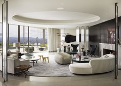 Design your dream home effortlessly and have fun. An advanced and easy-to-use home design tool - Best Interior, Home Interior, Luxury Interior, Modern Interior, Lobby Interior, Interior Garden, Interior Exterior, Decoracion Habitacion Ideas, Sala Grande