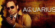 Nueva serie Aquarius: David Duchovny, hippies en los 60 y Charles Manson [Galería]