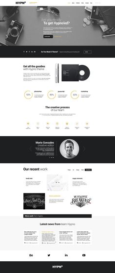 10+ MODERN SIMPLE WORDPRESS THEMES OF 2014