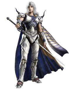 Final Fantasy IV - Cecil Harvey (Paladin)