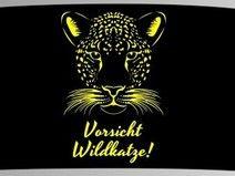 Vorsicht Wildkatze - Klebefolien-Tattoo