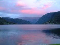 Ulvik, Hardangerfjord, Norway