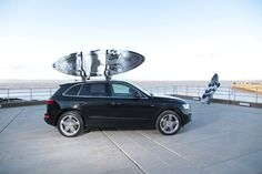Channel Kayaks with the Audi Q5