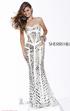 Sherri Hill 2813 Dress - Available at www.missesdressy.com