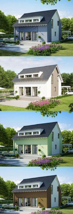 STADTVILLA Concept-M 193 Bien Zenker * Modernes Einfamilienhaus - bien zenker haus