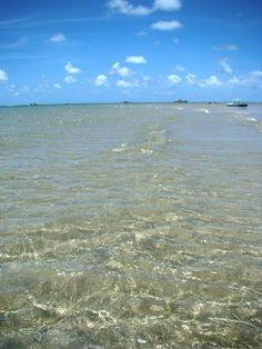 Carneiros Beach, one of best beaches in Brazil