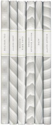 Showreel Packaging // Ridley Scott Associates - David Pearson Design