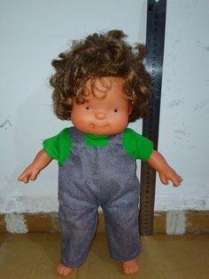muñeca grande de las tres mellizas