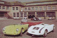 c.c.c. - cash, cars, courage — porsche factory