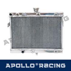 40mm L/&R aluminum alloy radiator for Suzuki RM-Z450 RMZ450 RMZ 450 2005 05