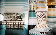 Avalon Hotel design by Kelly Wearstler
